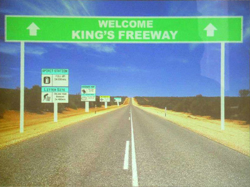 King's Freeway