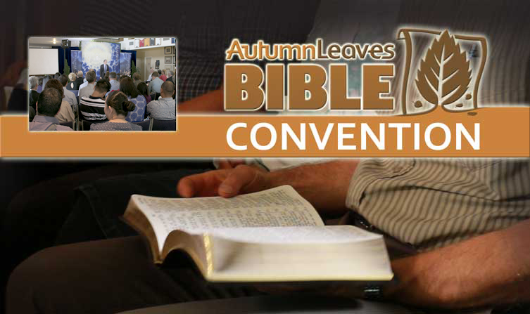 Autumn Leaves Bible Convention