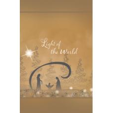 Light of the World Christmas Card