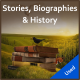 Stories, Biographies & History