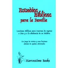 Family Bible Studies - Spanish