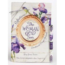 The Woman God Sees, Prayer Journal and Pen Gift Set