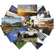 Bible Verse Pocket Cards