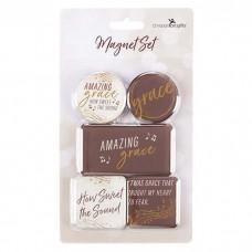 Magnet Set, Amazing Grace Magnets