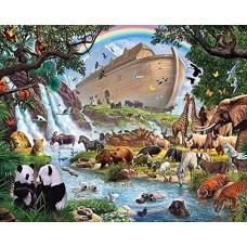 Jigsaw Puzzle Noahs Ark 1000 Piece