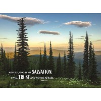 Salvation and Trust Jigsaw Puzzle