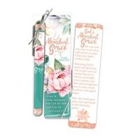 Abundant Grace Bookmark and Pen Gift Set