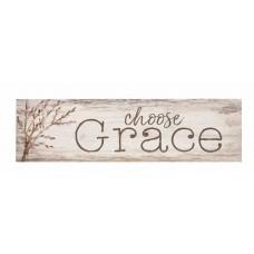 Choose Grace, Little Sign