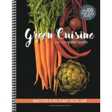 Green Cuisine Cookbook