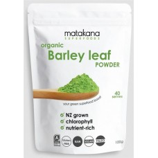 Organic Barley Leaf Powder 100g