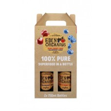 Cherry and Blueberry Juice Gift Set