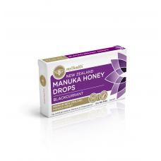 Manuka Honey Drops, Blackcurrant