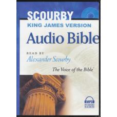 KJV Bible on MP3