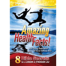 Amazing Health Facts Sharing DVD