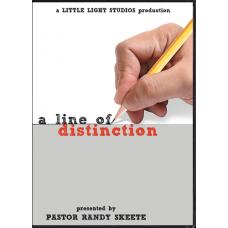 A Line of Distinction