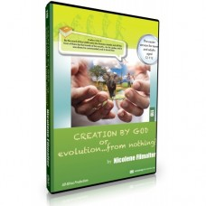 Creation by God or evolution from nothing? DVD
