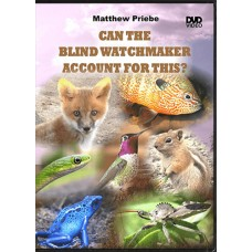 Can the Blind Watchmaker Account for this?