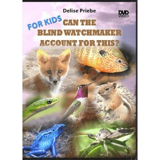 Can the Blind Watchmaker Account for this? (Kids)