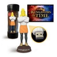 Kingdoms in Time USB Statue