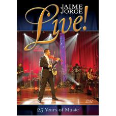 Jamie Jorge Live DVD