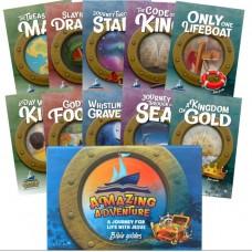 Amazing Adventure Bible Guides