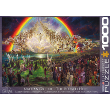 Blessed Hope Puzzle (1000 piece)