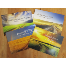 Landscapes Praying For You Cards