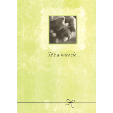 Greeting Card, Baby, For Grandparents