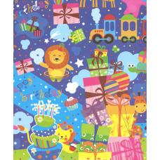 Gift Wrap Childrens Birthday