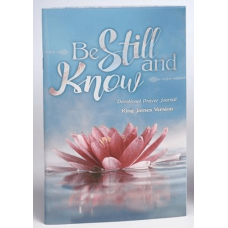 Be Still and Know Prayer Journal