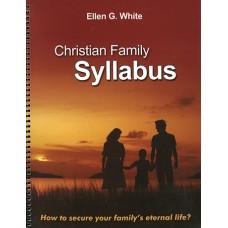Christian Family Syllabus