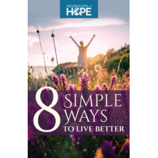 8 Simple Ways to Live Better (100 Pack)