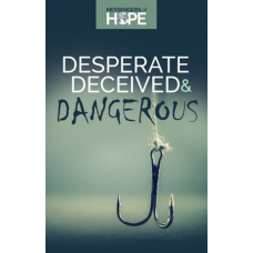 Desperate Deceived and Dangerous (100 Pack)