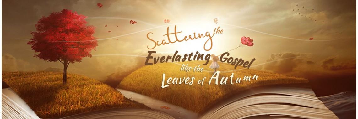 Scattering Leaves