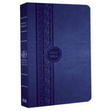 MEV Thinline Reference Bible, Blue