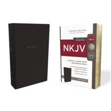 New King James Compact Large Print Reference Bible