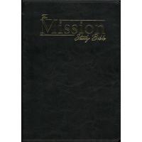 KJV Mission Study Bible Onyx
