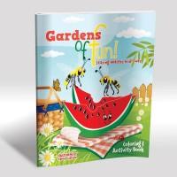 Gardens of Fun Activity Book