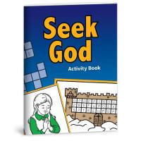 Seek God Activity Book