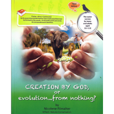 Creation by God or evolution from nothing?