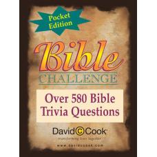 Bible Challenge Pocket Editon