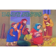 Baby Jesus Pop-up Story Book