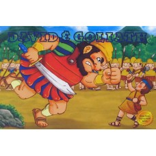 David & Goliath Pop-up Story Book