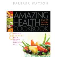 Amazing Health Cookbook