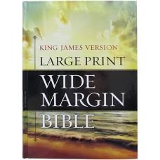 Large Print Wide Margin Bible