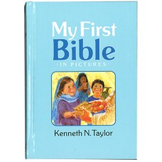 My First Bible (Blue)