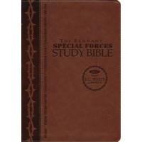 Remnant Study Bible NKJV Brown Leathersoft