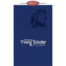 Young Scholar Study Bible NKJV (Blue)