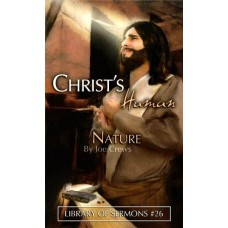 Christ's Human Nature