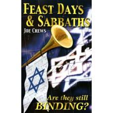 Feast Days and Sabbaths